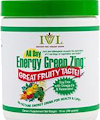 All Day Energy Greens Exotic Fruity Taste by IVL